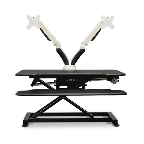 Vertilift Pro Electric Sit To Stand Desk Riser I Office