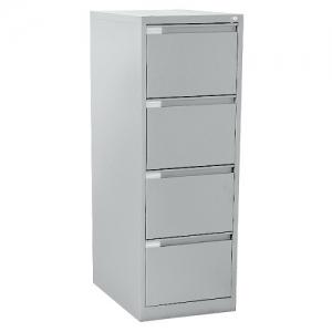 Mercury Four Drawer Steel Filing Cabinet
