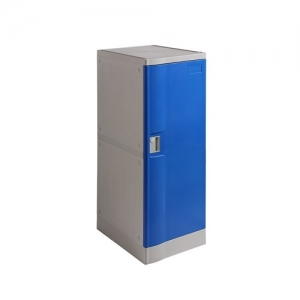 Steelco ABS Mini 1 door Locker 1010H