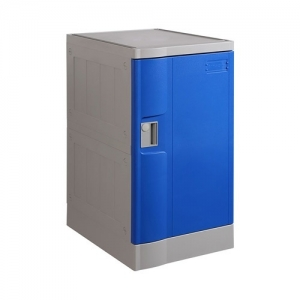 Steelco ABS Mini 1 door Locker 700H