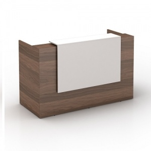 Sorrento Reception Counter Casan-White
