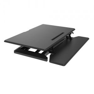 Ace DeskRiser Small Black Sit & Stand Workstation