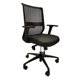 Onyx II Managers Executive Mesh Back Chair Black