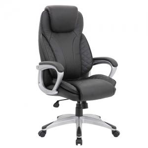 Tristar Executive HB Office Chair Black PU